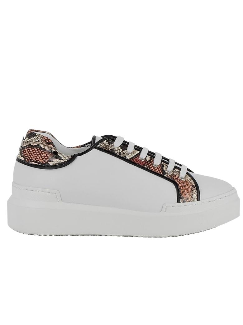 Paula Cademartori Multicolor Leather Sneakers - MULTICOLOR