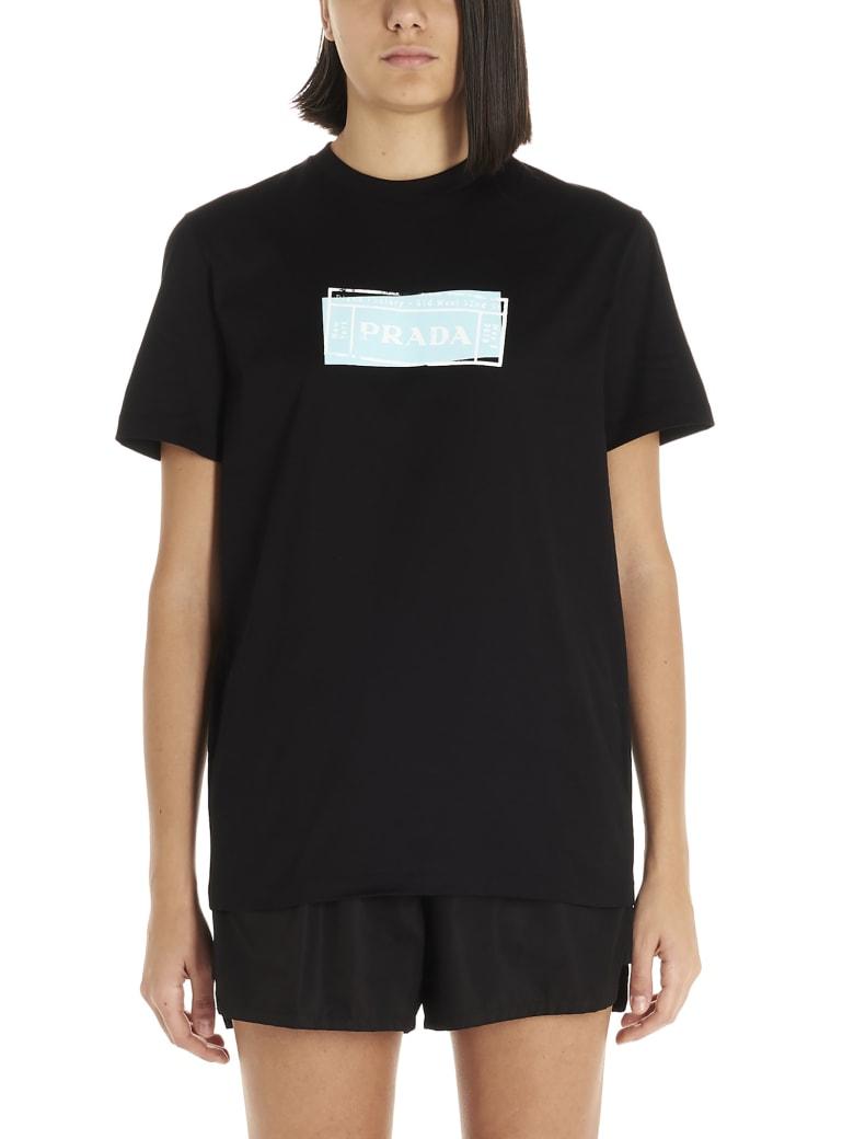 Prada 'factory' T-shirt - Black