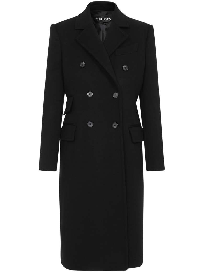 Tom Ford Coat - Black