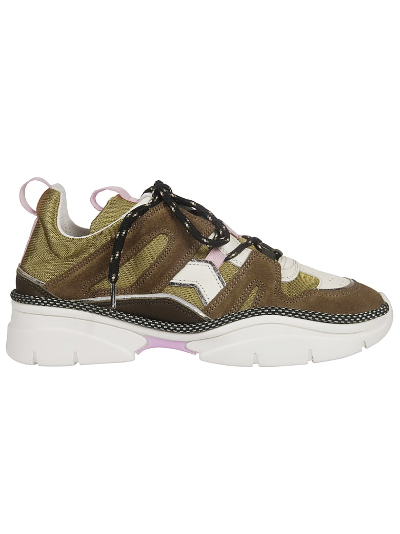 Isabel Marant Kindsay Story Sneakers - Multicolor
