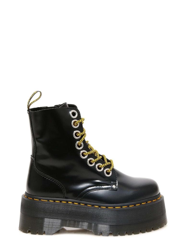 Dr. Martens Jadon Max Ankle Boots - Black