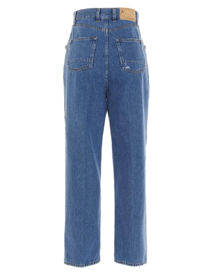 Golden Goose 'kim' Jeans - Blue
