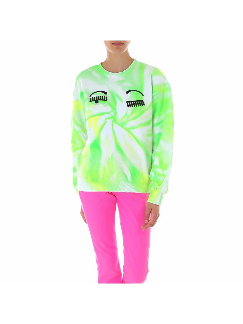 Chiara Ferragni Sweatshirt - Green