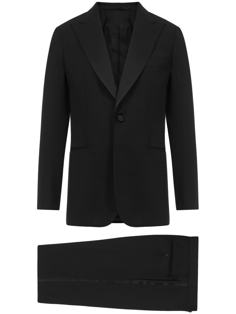 Brioni Suit - Black