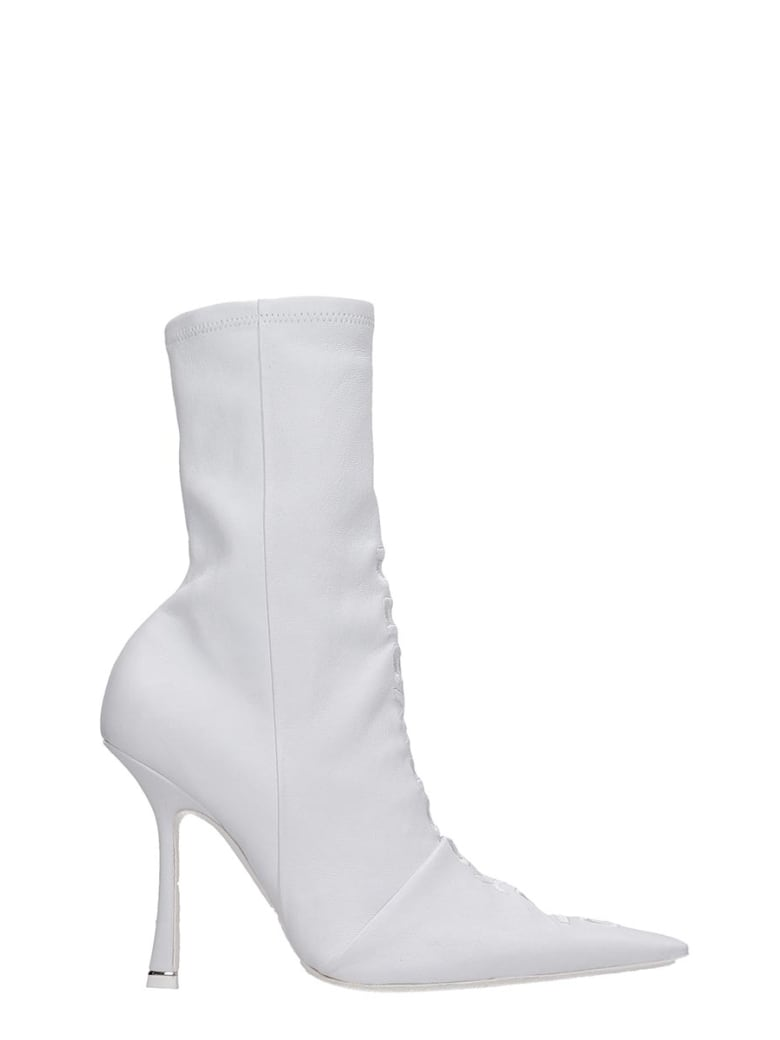 alexander wang shoes white Online