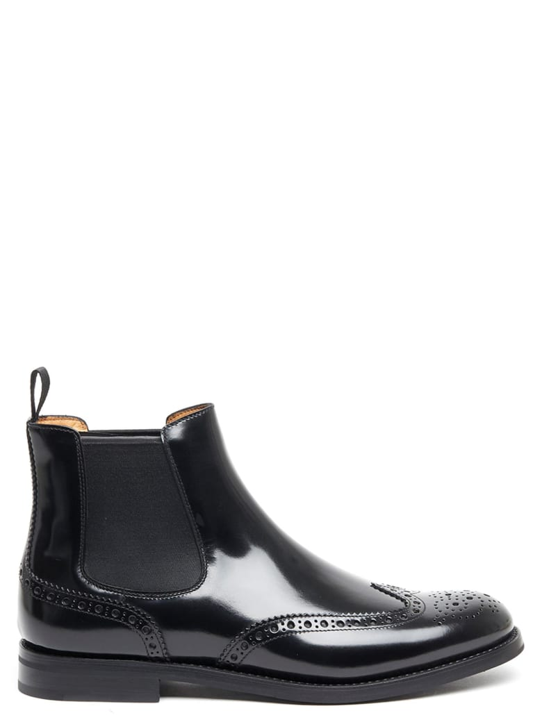Church's Polish Binder Ankle Boots - Black