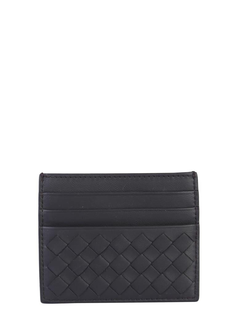 Bottega Veneta Leather Card Holder by Bottega Veneta