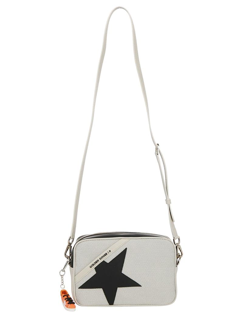 Golden Goose Star Shoulder Bag - Grey/black