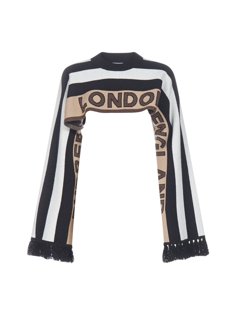 Burberry Scarf - Bridle brown