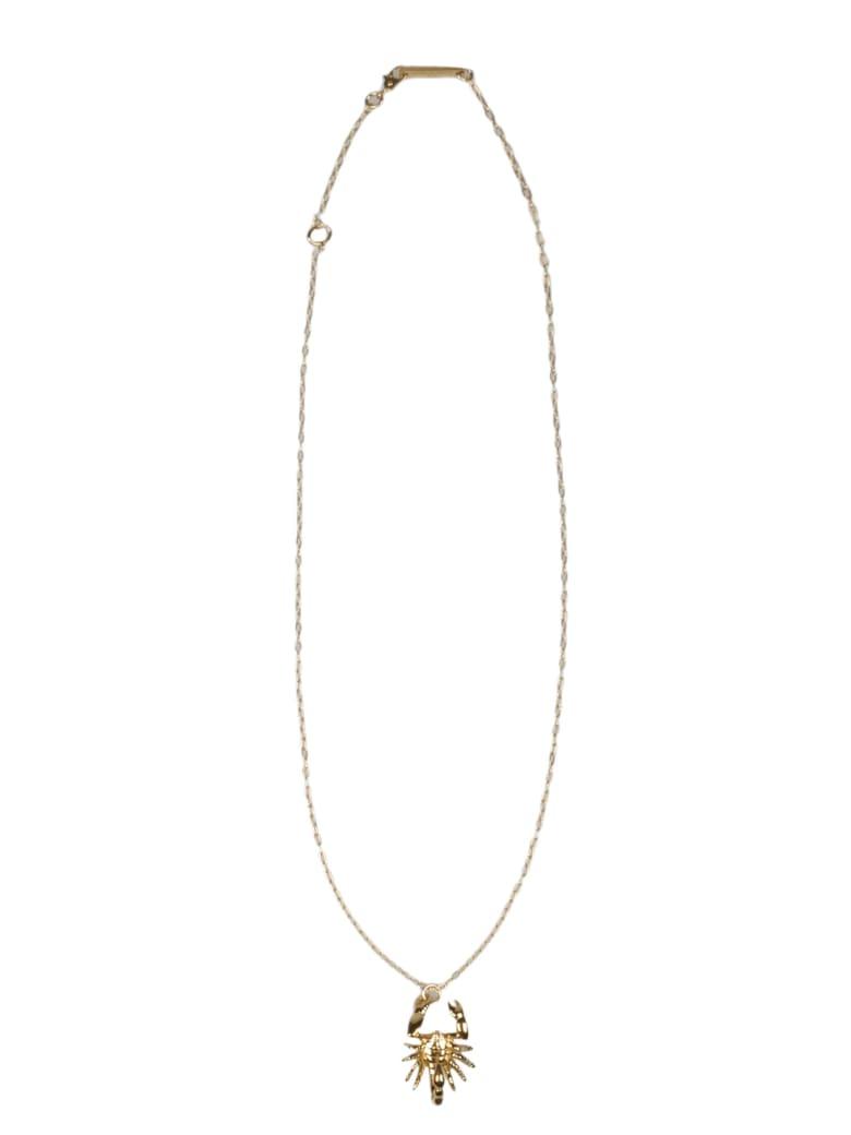 AMBUSH Necklace - Metallic