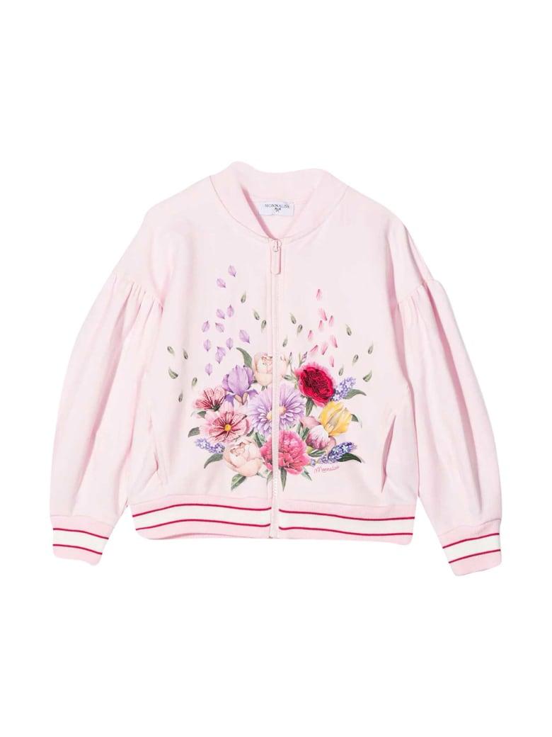 Monnalisa Pink Jacket - Rosa