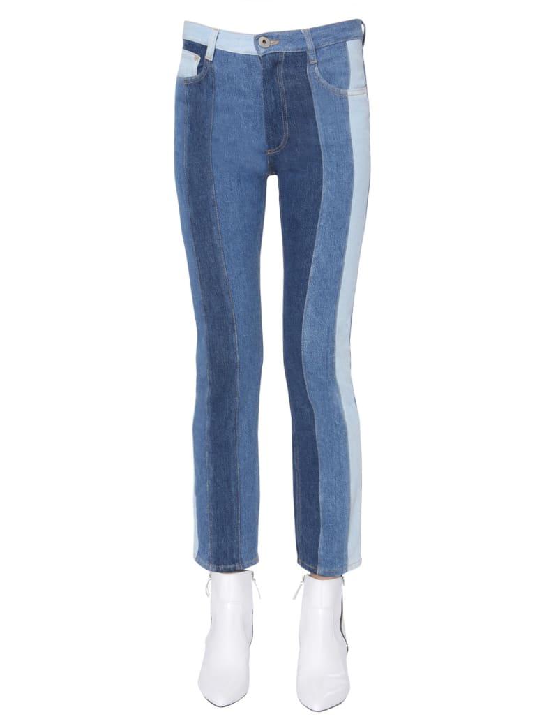 Maison Margiela Jeans Slim Fit - BLU