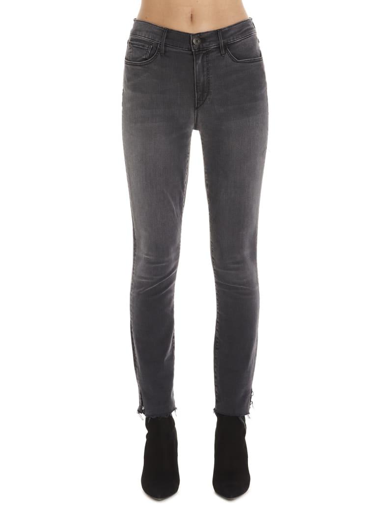 3x1 'mid Rise Skinny Crop' Jeans - Grey