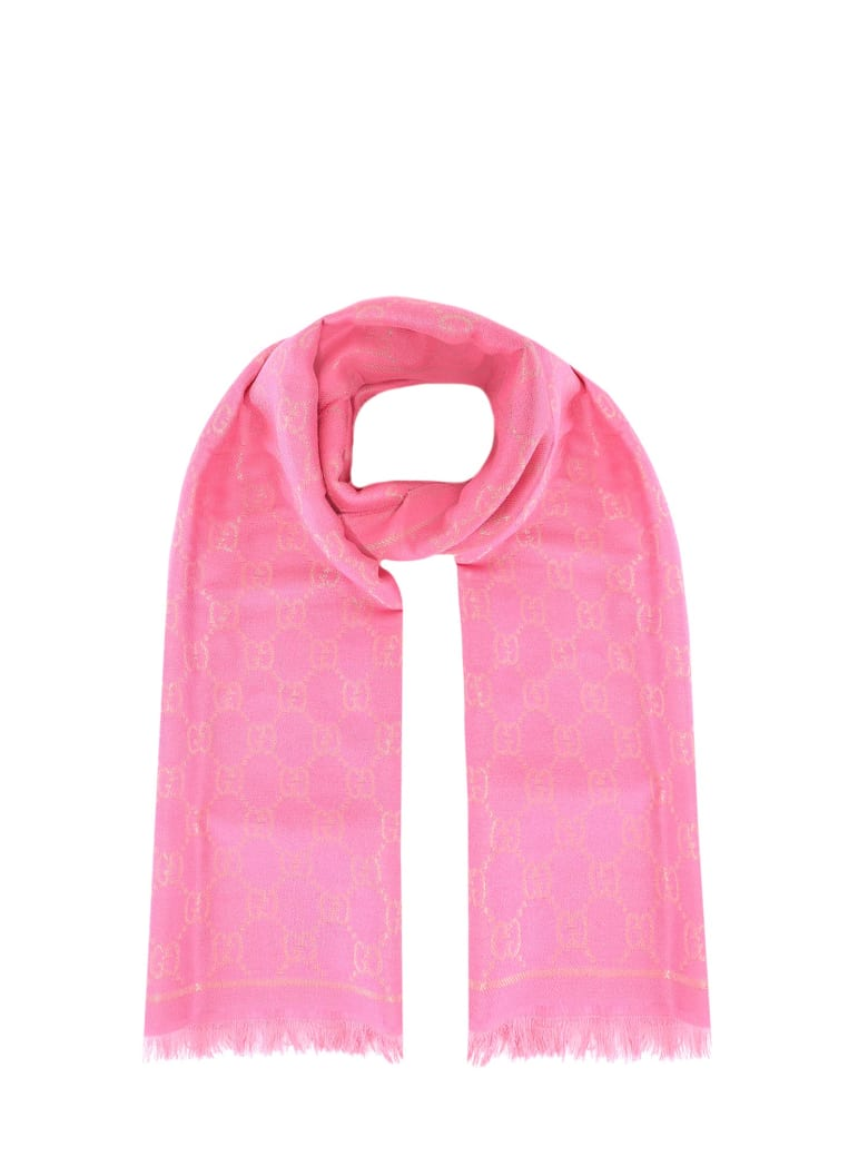 Gucci Scarf - Pink