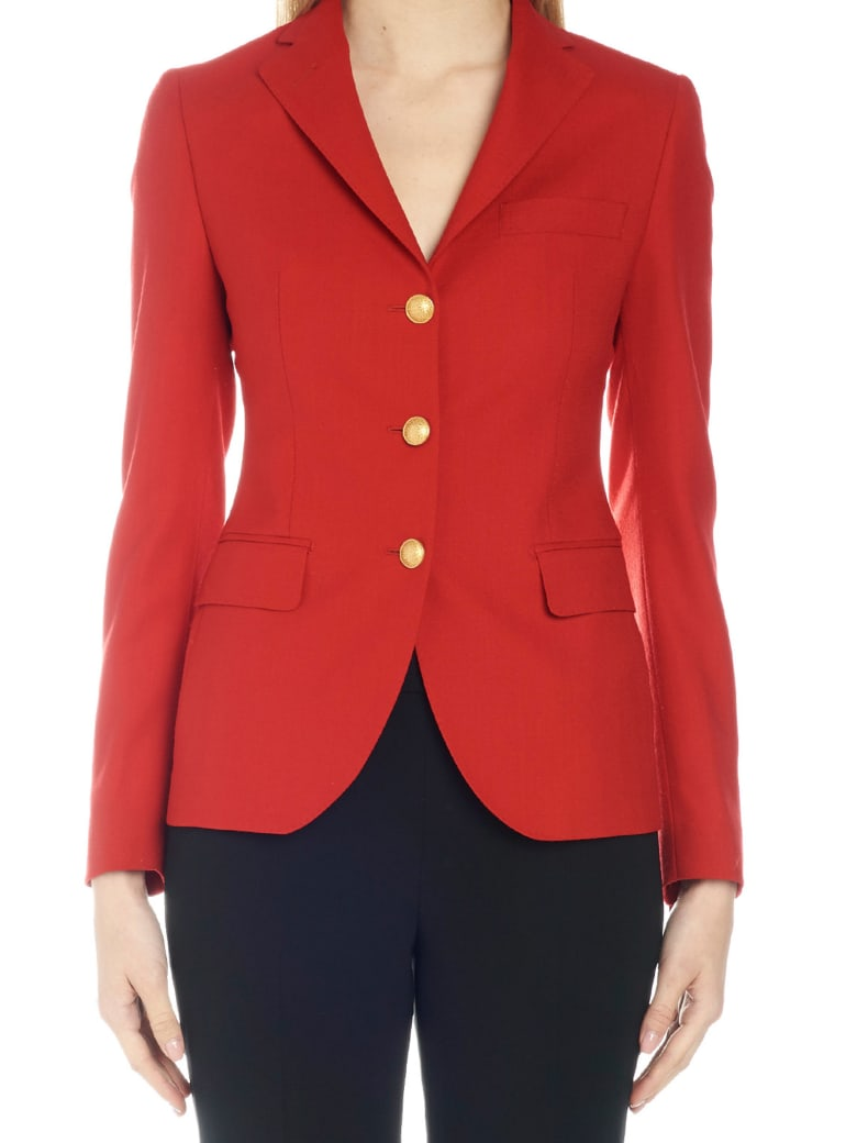 Tagliatore Jacket - Red