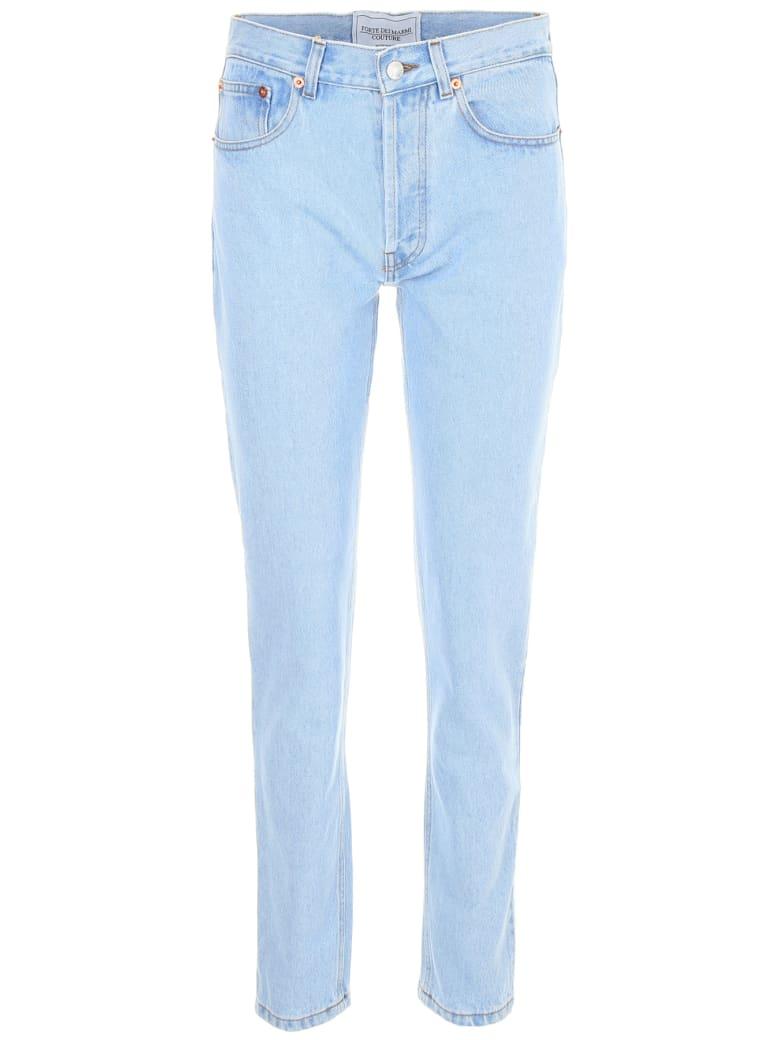 Forte Couture Mum Jeans - DENIM (Light blue)