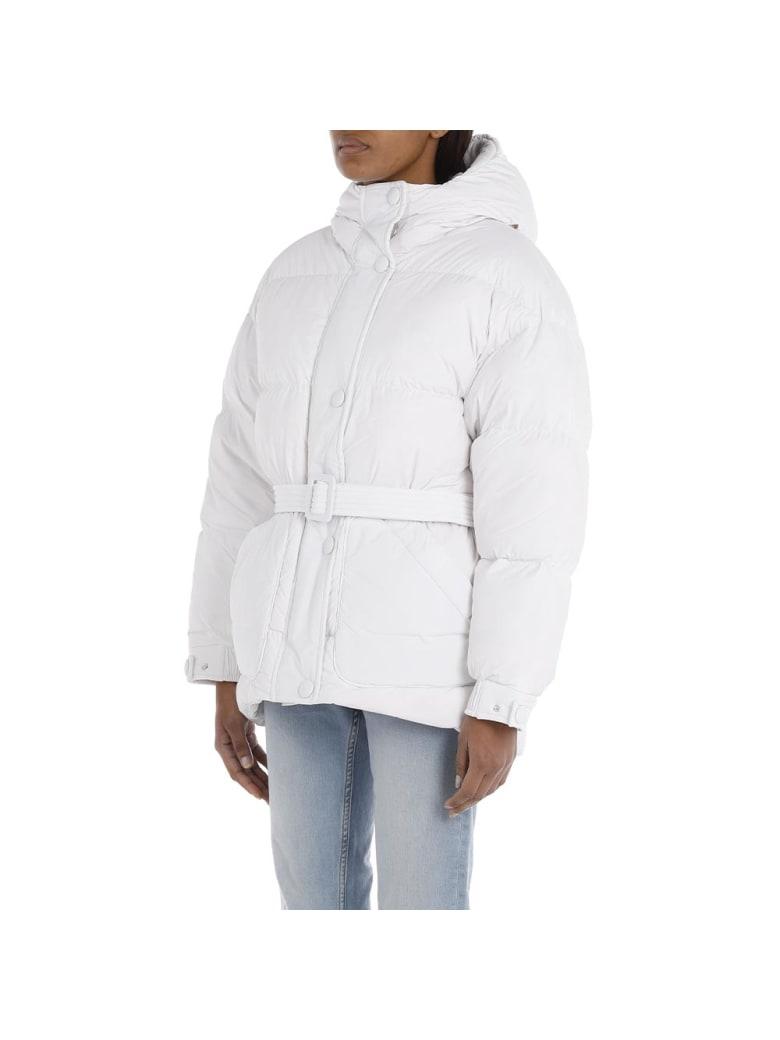 IENKI IENKI Michlin Jacket - Ivory White