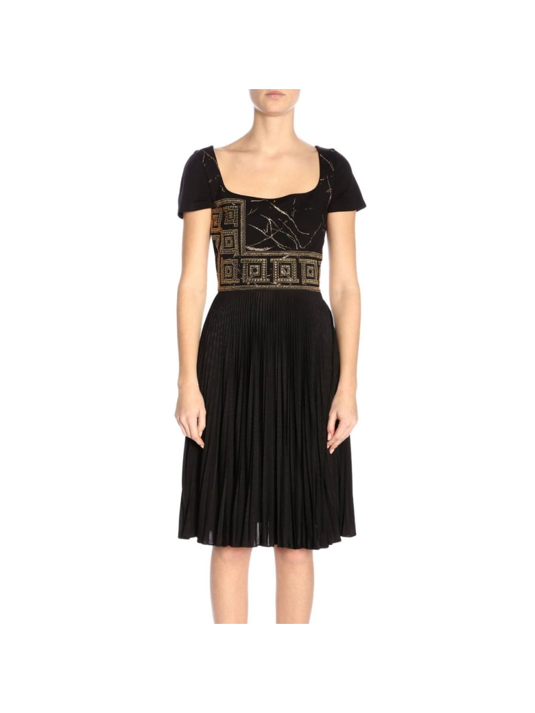 best sneakers 4ef6c 9f253 Best price on the market at italist | Versace Collection Versace Collection  Dress Dress Women Versace Collection