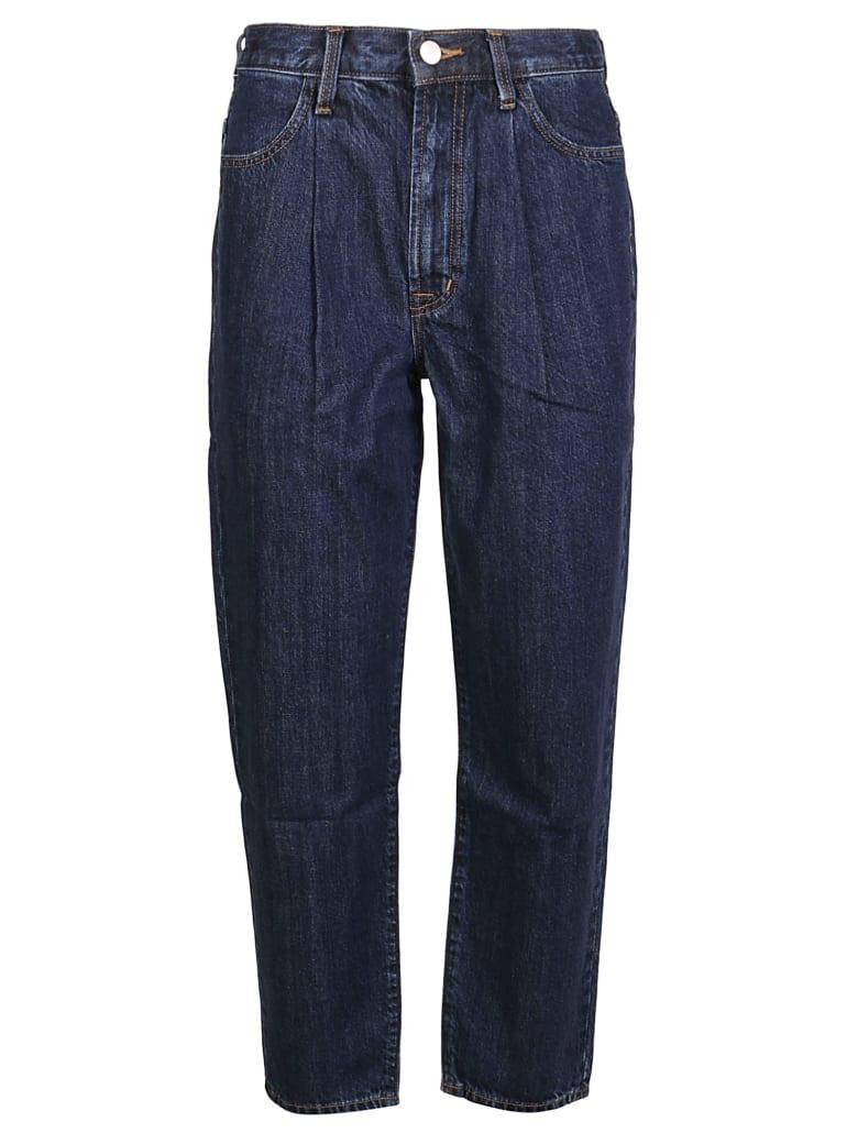 J Brand Jeans Pleat Front Peg - Perception