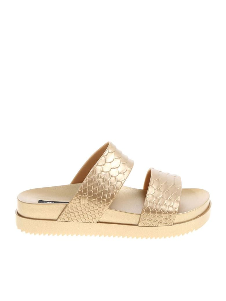 Melissa - Cosmic Sandals - Gold