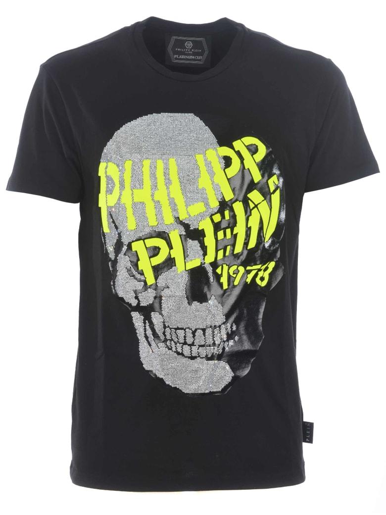 Philipp Plein Short Sleeve T-Shirt - Nero
