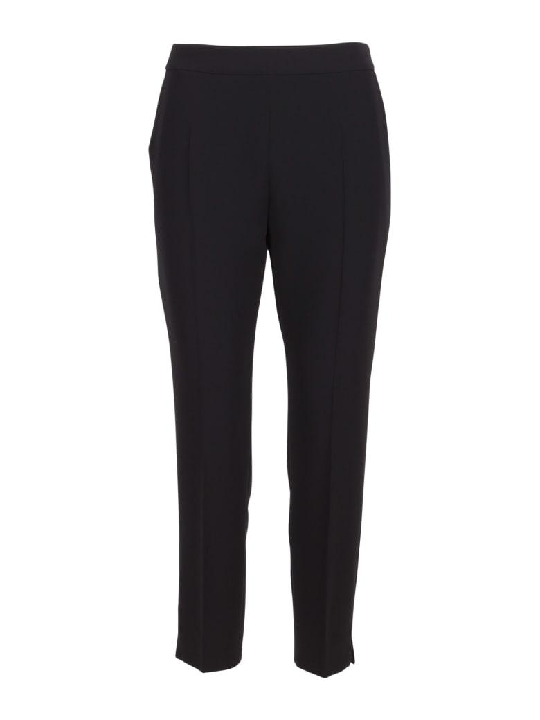 Max Mara 'kerry' Triacetate Trousers - Black