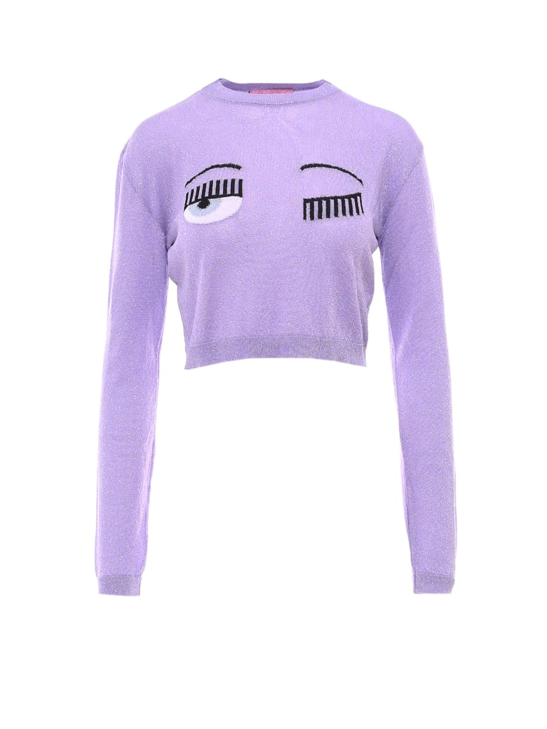 Chiara Ferragni Top - Purple