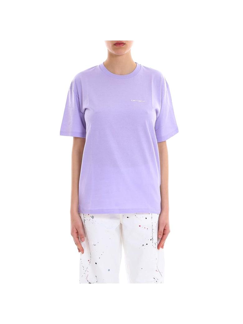 Carhartt T-shirt - Purple