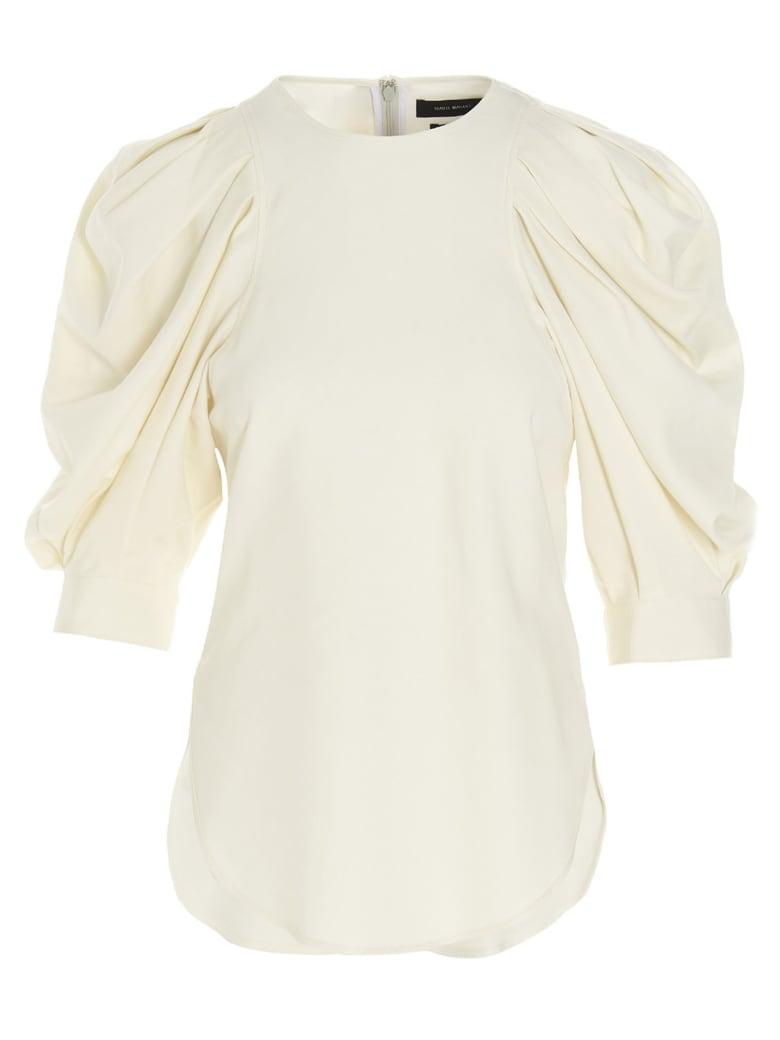 Isabel Marant 'surya' Top - White