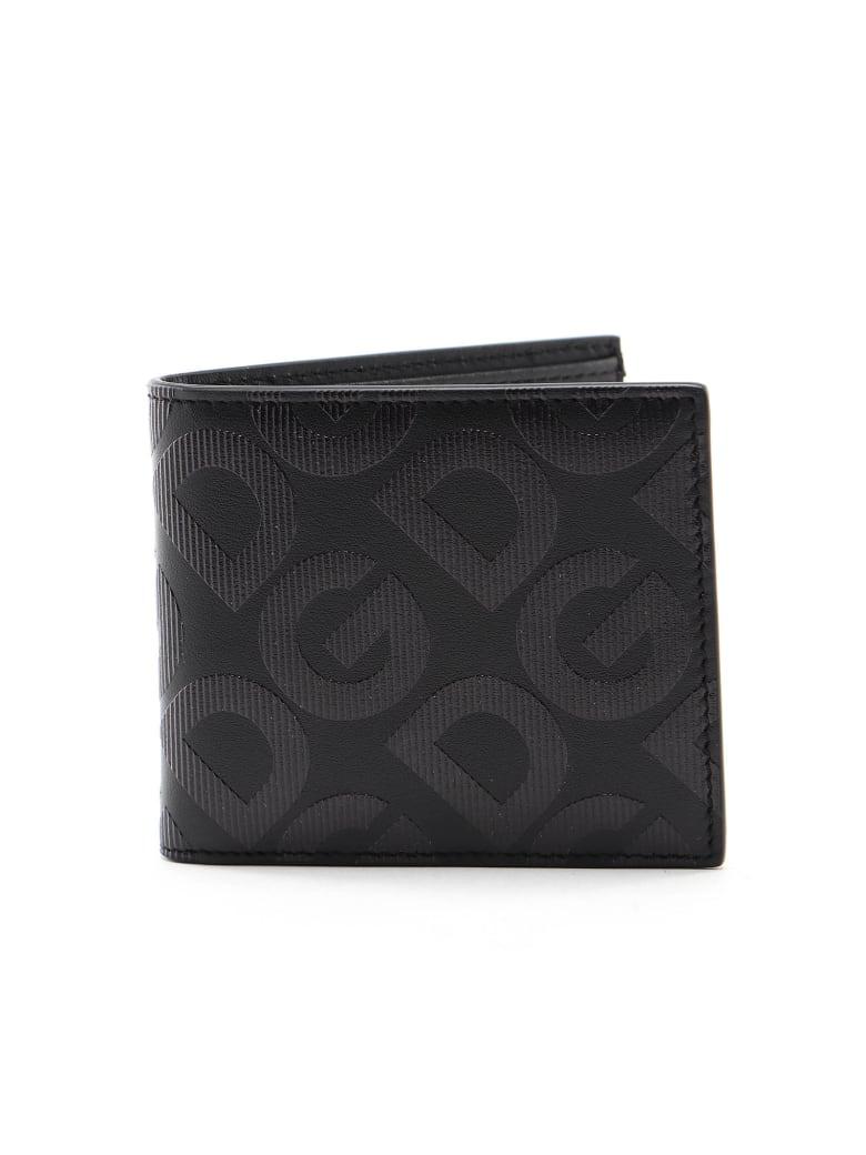 Dolce & Gabbana Wallet - Hnndn Dg Mania Logo
