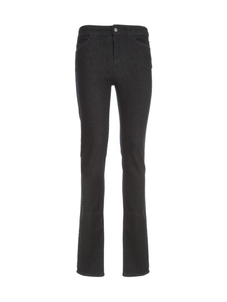 Emporio Armani High Waisted Jeans - Blu Scuro