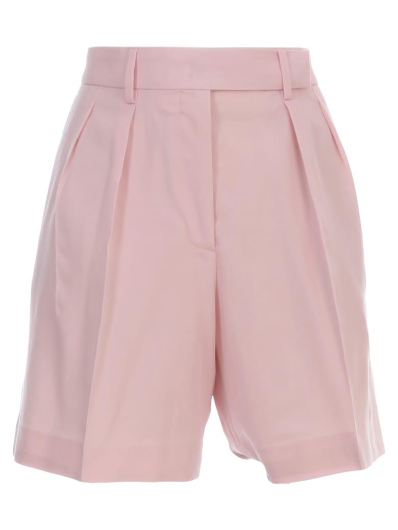 Paul Smith Shorts Wool - Pink