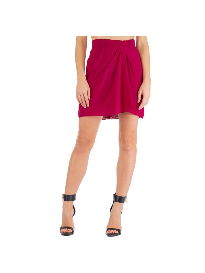 Isabel Marant Étoile Isabel Marant ?toile Double Question Mark Mini Skirt - Fucsia