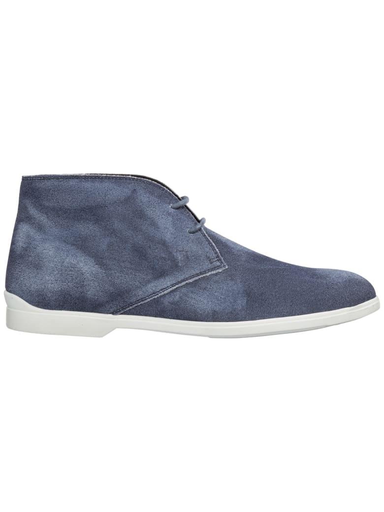 Tod's 551 Desert Boots - Blu