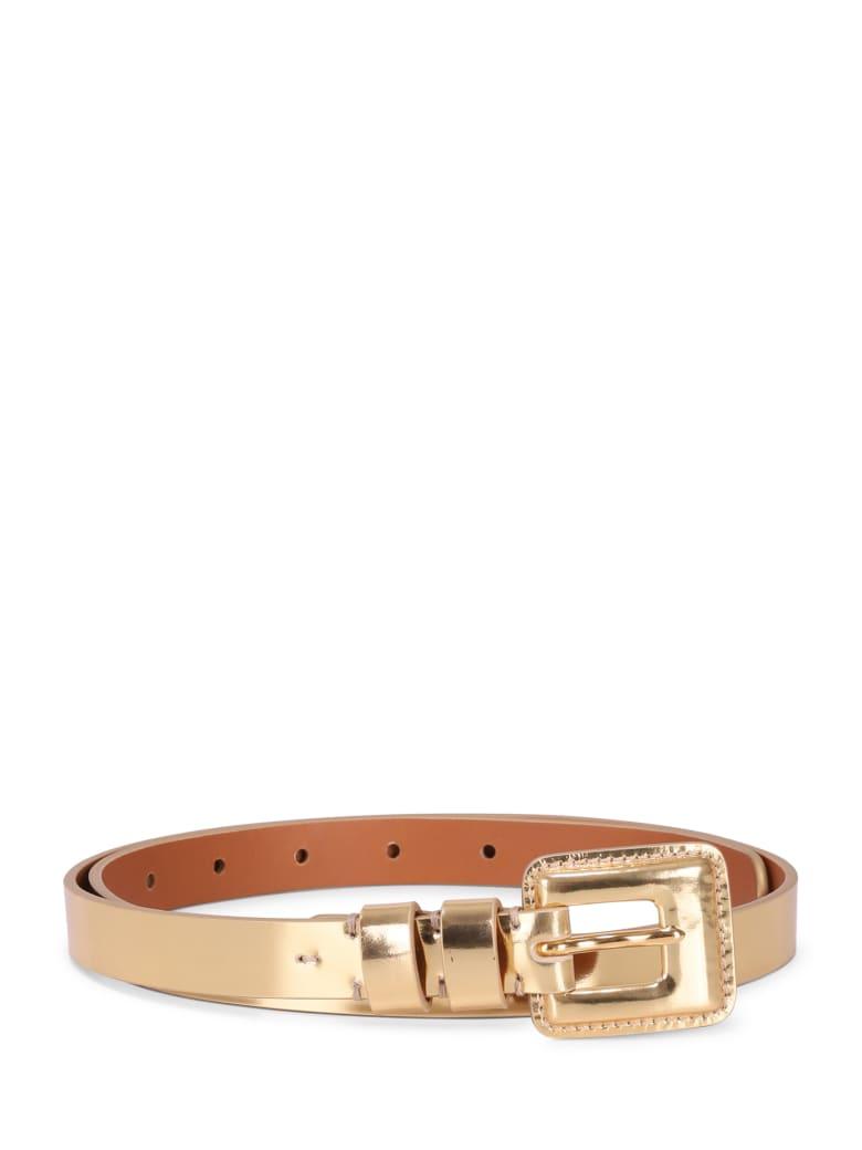 Ralph Lauren Gold Belt - Gold