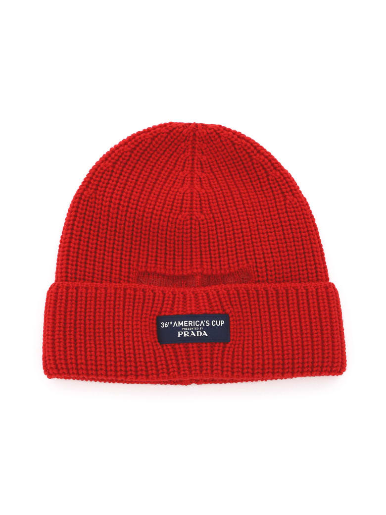 North Sails 36th America's Cup Beanie - RED (Red)
