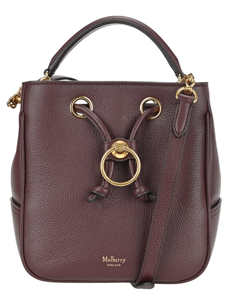Mulberry Small Hampstead - OXBLOOD