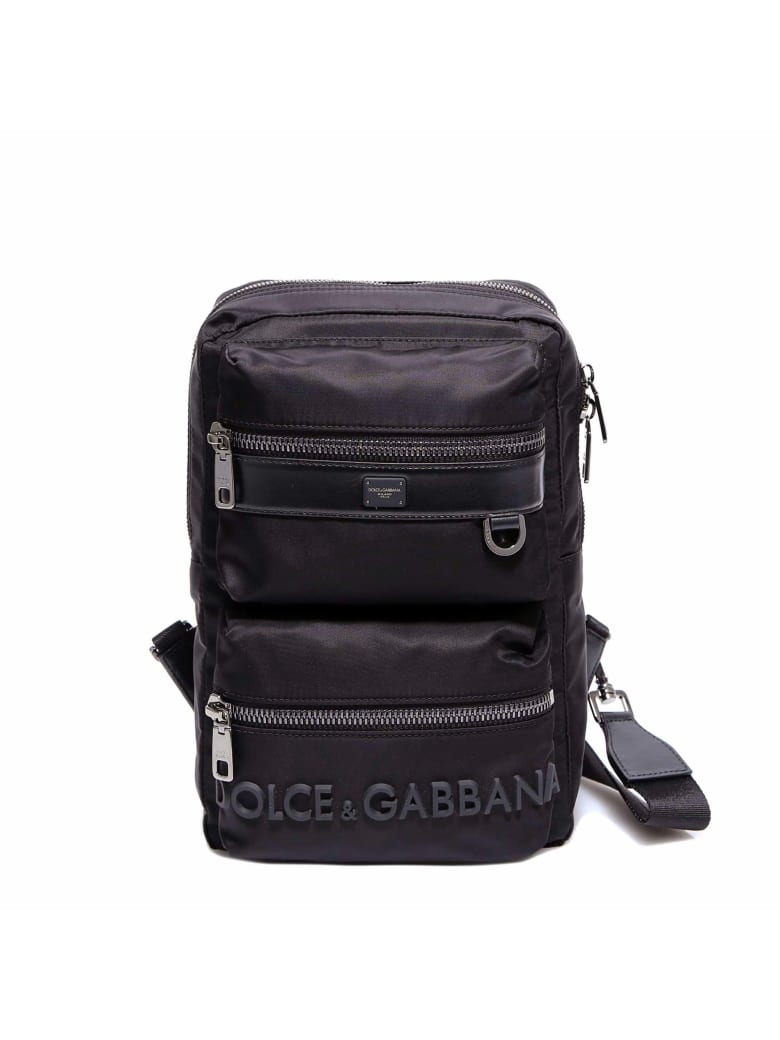 Dolce & Gabbana Backpack - Black