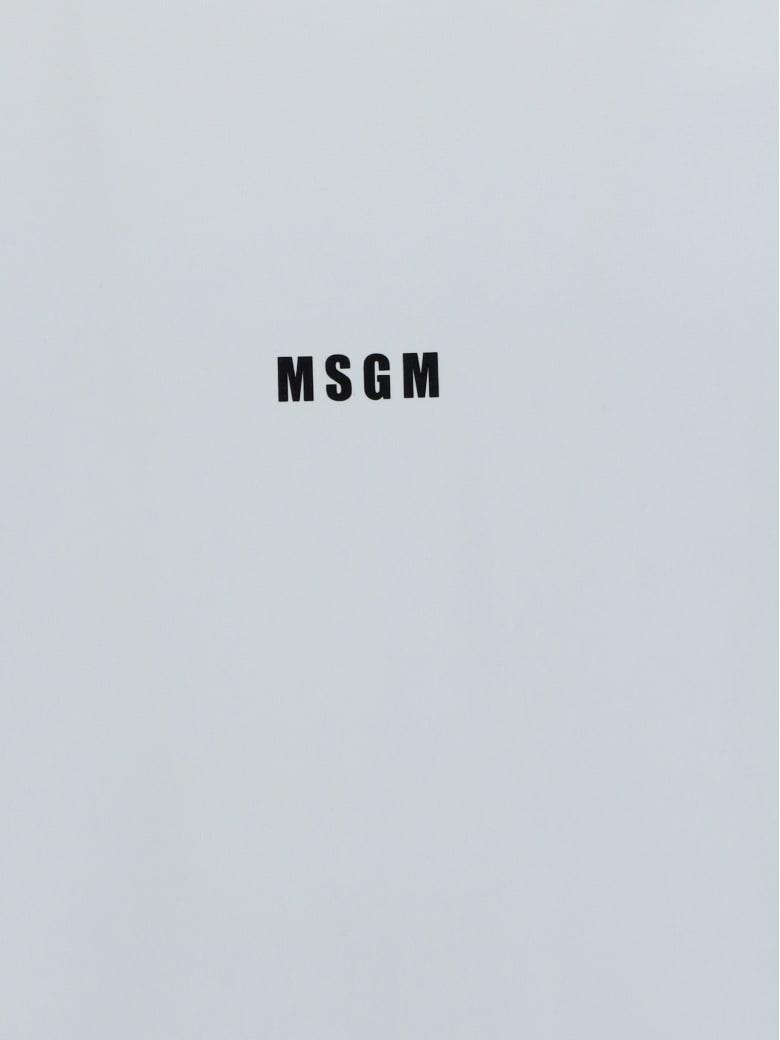 MSGM T-shirt - Bianco