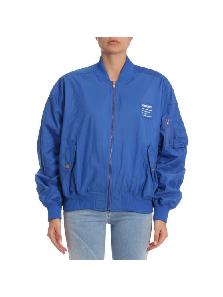 Fiorucci Jacket Jacket Women Fiorucci - blue