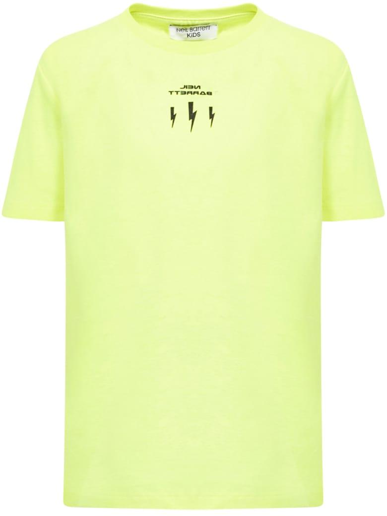 Neil Barrett Kids T-shirt - Yellow
