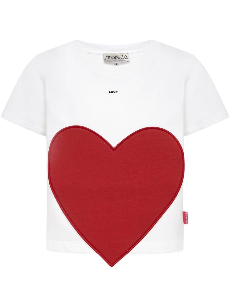 Simonetta T-shirt - White