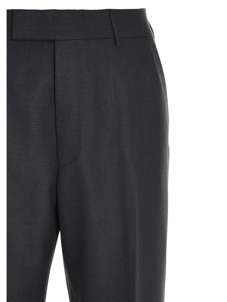 Thom Browne 'school Uniform' Pants - Dark grey