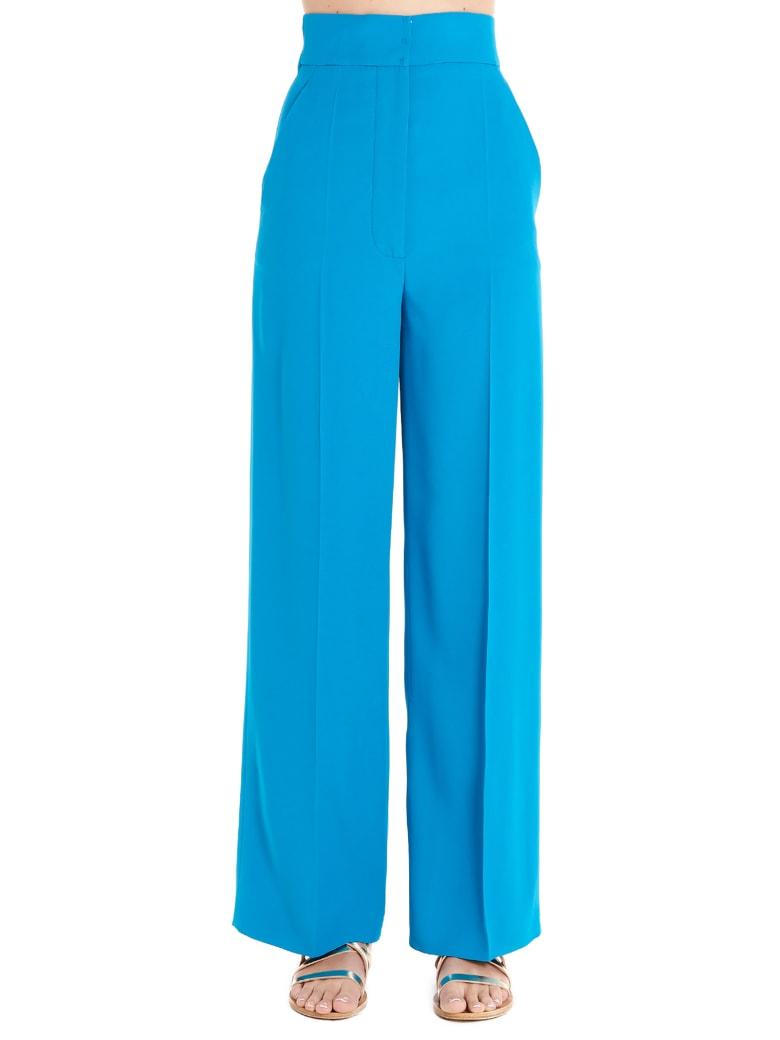 Alberta Ferretti Pants - Light blue