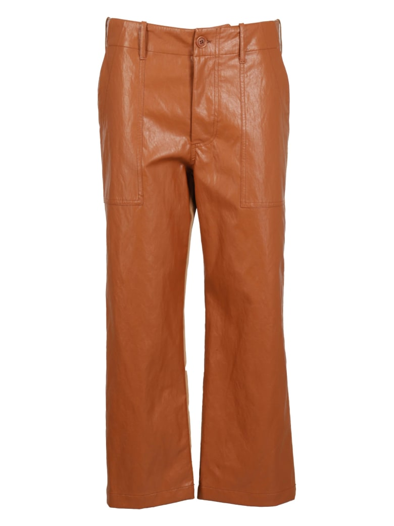 Jejia Trousers - Marrone