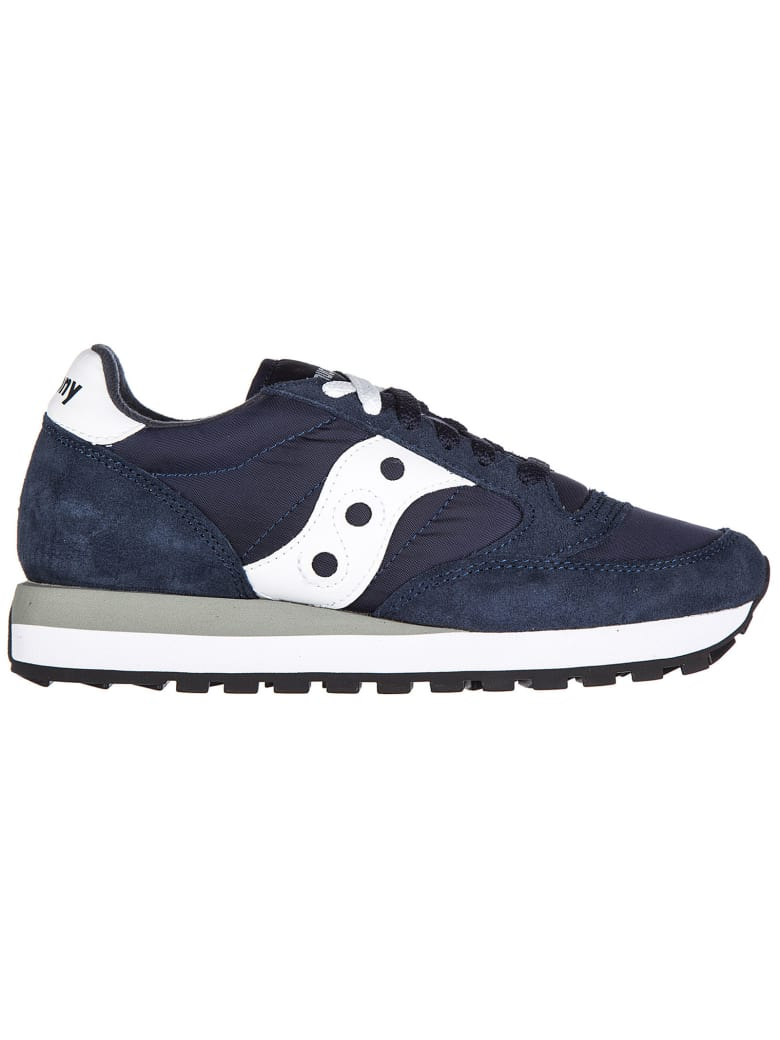 Saucony  Shoes Suede Trainers Sneakers Jazz O - Navy / White