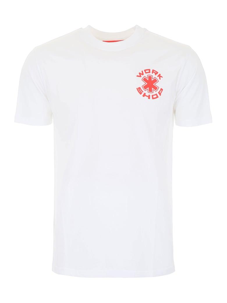 032c Cosmic Workshop T-shirt - WHITE (White)