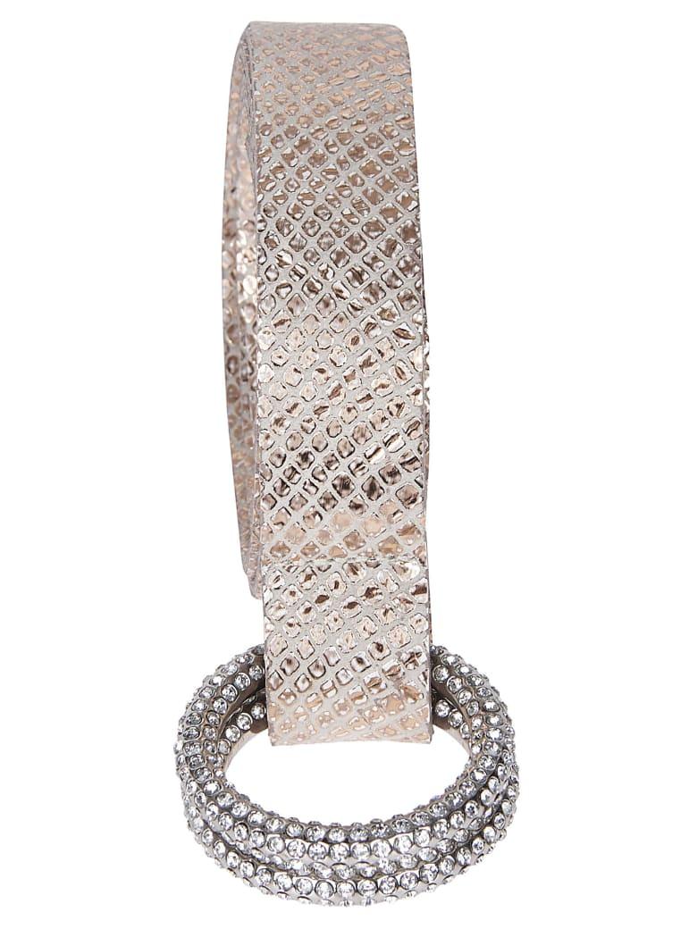 B-Low the Belt Ring Buckle Belt - Pink