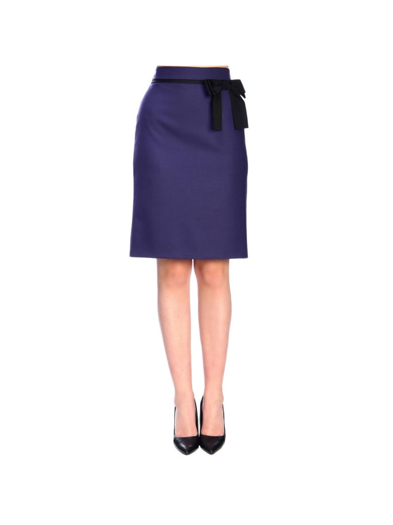Boutique Moschino Skirt Skirt Women Boutique Moschino - blue