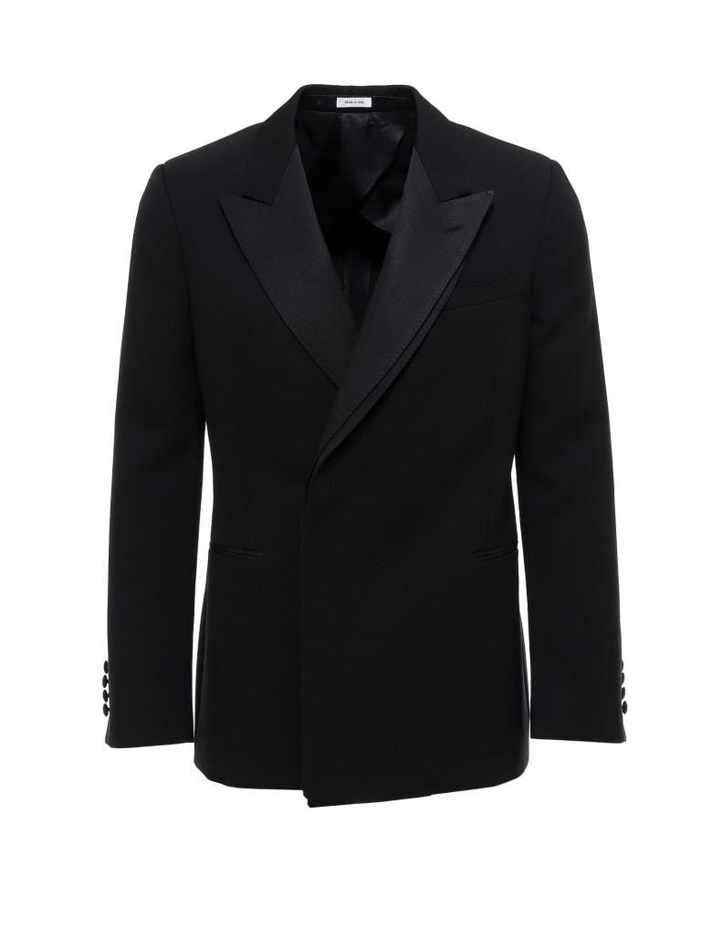 Alexander McQueen Blazer - Black